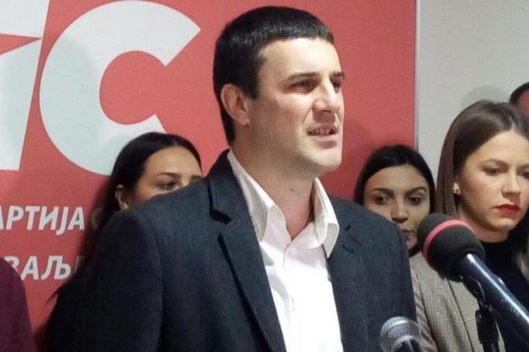 DARKU KOSTIĆU SMETA IZGRADNJA FABRIKE: Kandidat za narodnog poslanika SPS za Valjevo protiv novih radnih mesta!
