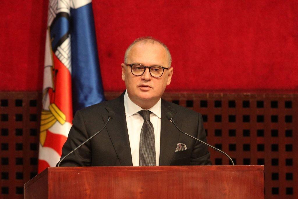 Vesić: Najveći budžet u istoriji Beograda vredan 1.219 milijardi evra