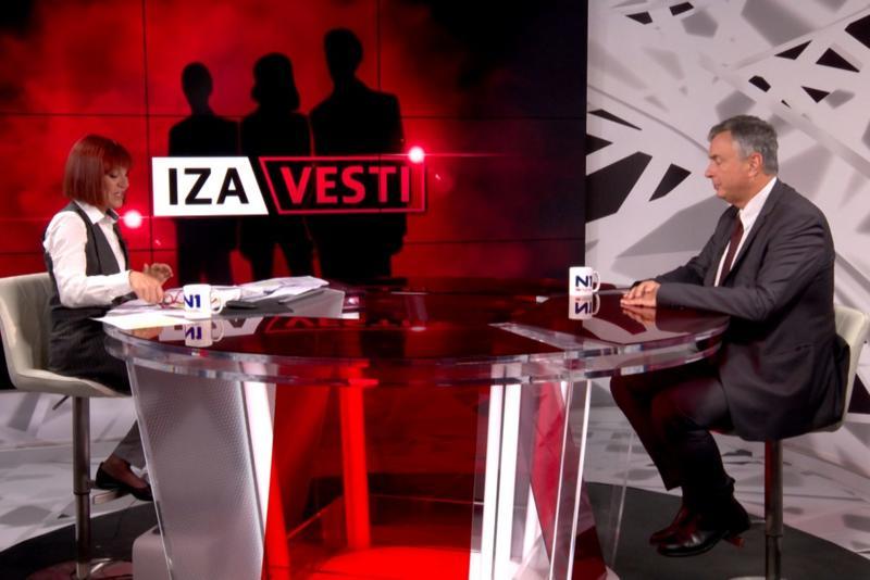 Iza vesti: Gost Dejan Šoškić