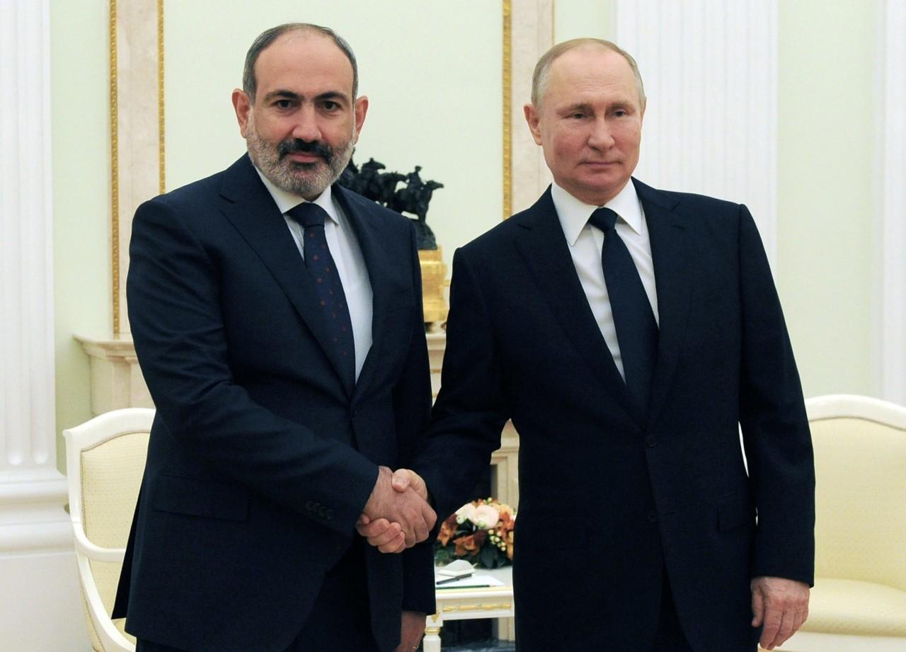 Pašinjan: Ruske snage su faktor stabilnosti u Nagorno-Karabahu