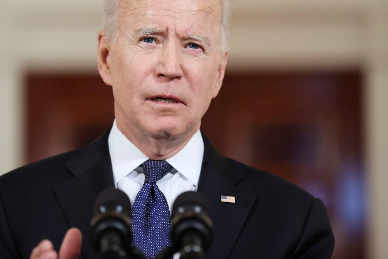 Biden signs executive order on sanctions for destabilization of Western Balkans