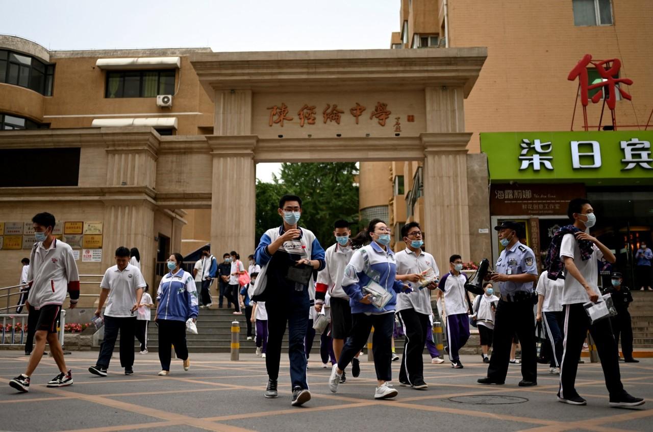 U Kini 11 miliona učenika polaže prijemni za fakultete, čak i oboleli od kovida