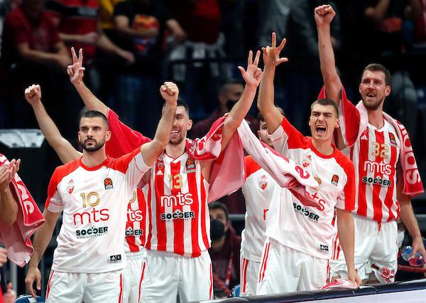 LEPE VESTI ZA DELIJE: CSKA protiv Zvezde bez najboljeg igrača!