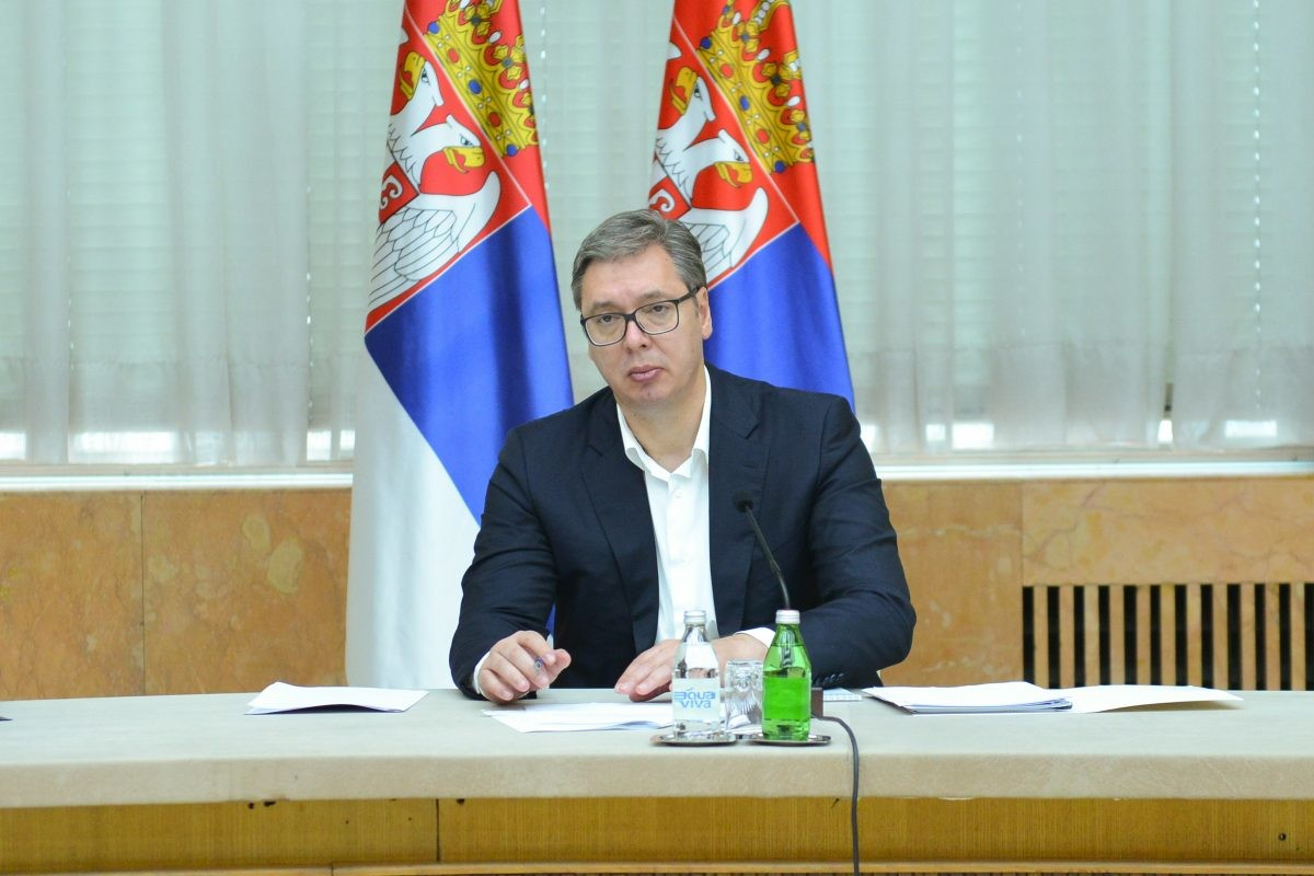 Vučić: Zahtevamo da se Priština povuče, pa da odemo u Brisel da se dogovorimo