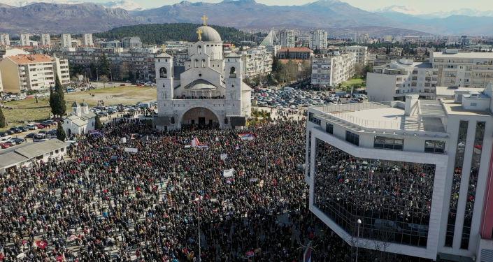 """Светска премијера новог филма Малагурског """"Црна Гора: Подељена земља"""""""