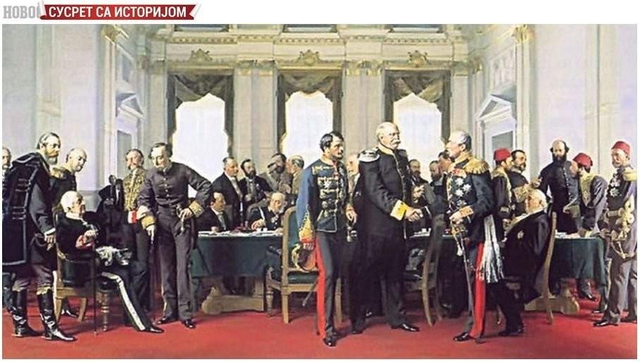 SUSRET SA ISTORIJOM - ZBOG GRDELICE BIO UGROŽEN SVETSKI MIR: Povodom godišnjice proglašenja nezavisnosti Srbije na Berlinskom kongresu