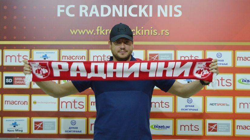 Lalatović otkrio: Vukadinović prvo pojačanje Radničkog! Odgovaram isključivo Tončevu