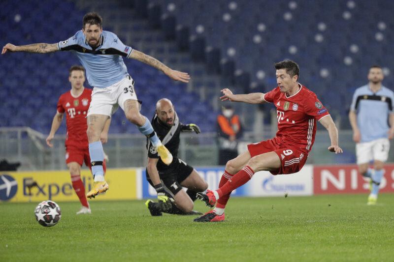 Bajern se poigravao u Rimu, deklasirao Lacio i već sada prošao u četvrtfinale Lige šampiona!