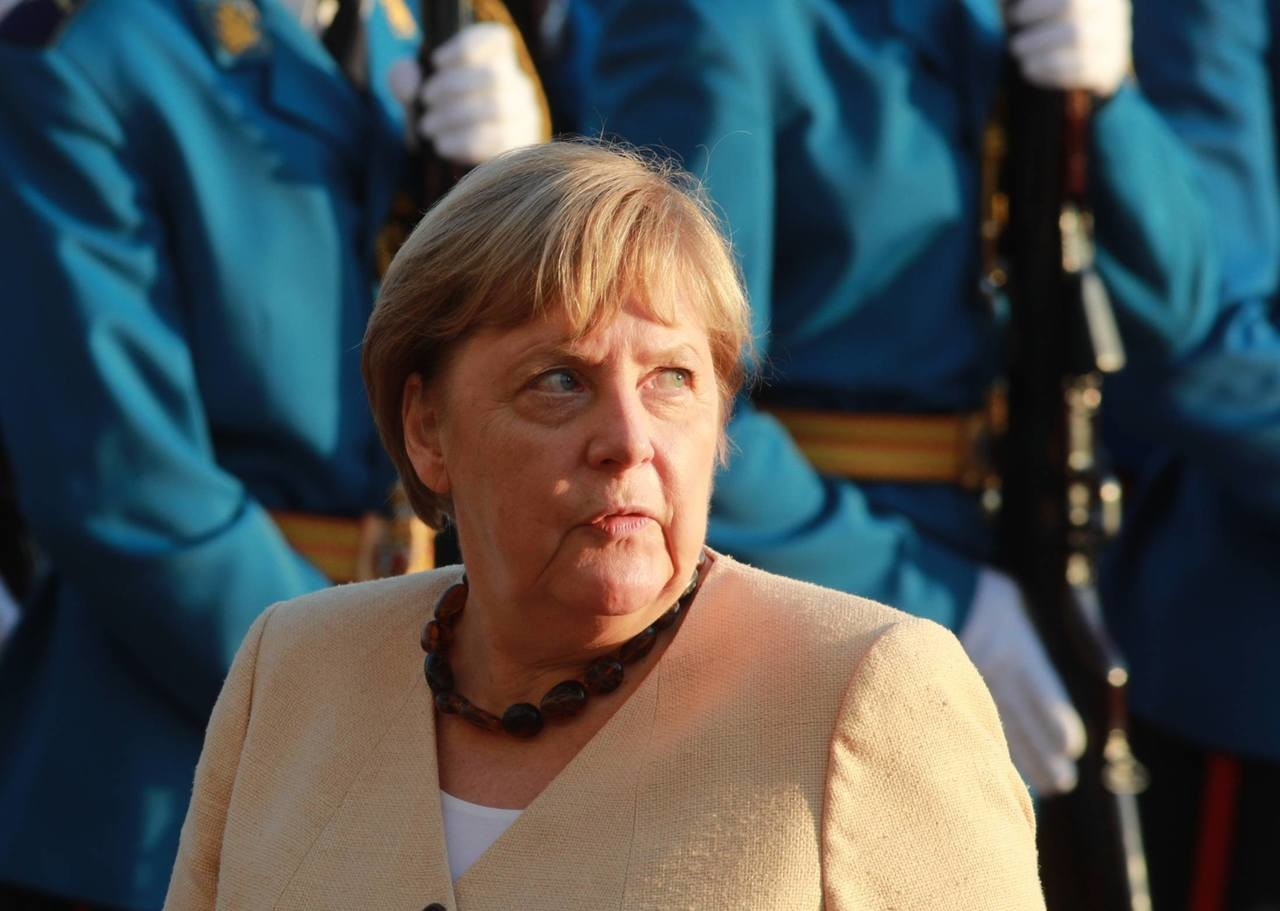 """Merkel: """"Kosovsko pitanje mora biti zatvoreno pre ulaska Srbije u EU"""""""