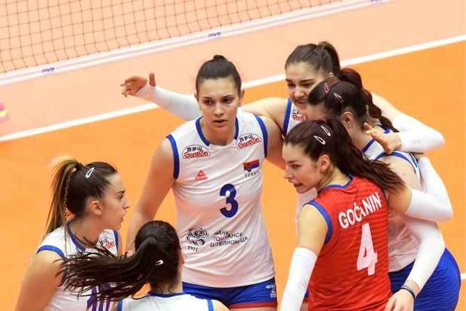 Kakav uspeh odbojkašica: Juniorke Srbije vicešampionke sveta!