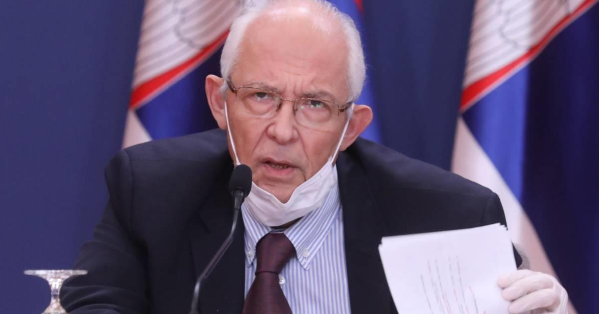 Moramo da uvodimo vanredno stanje: Kon siguran da nemamo drugu opciju od zatvaranja cele Srbije