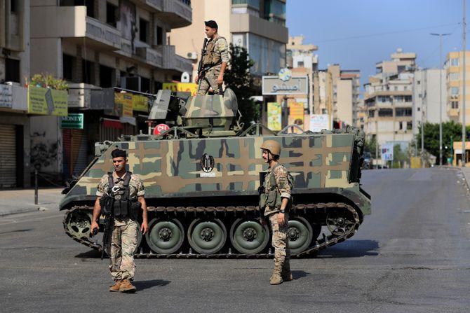 Policija uhapsila 9 osoba zbog nereda u Bejrutu: Ulice još pod opsadom vojske