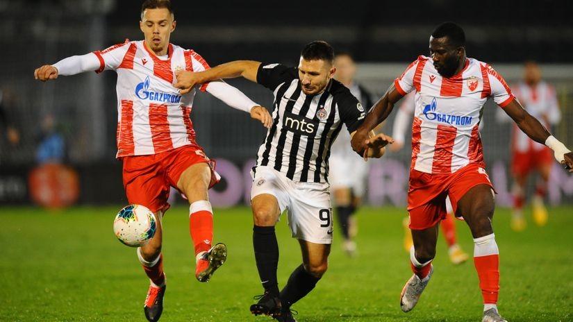 Partizan čeka Zvezdu naredne nedelje od 18 časova
