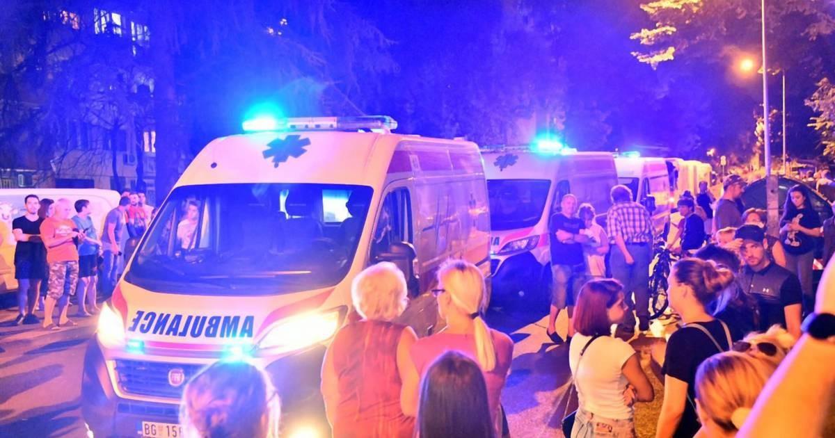 Noć kada je cela smena Hitne pomoći iz Beograda plakala