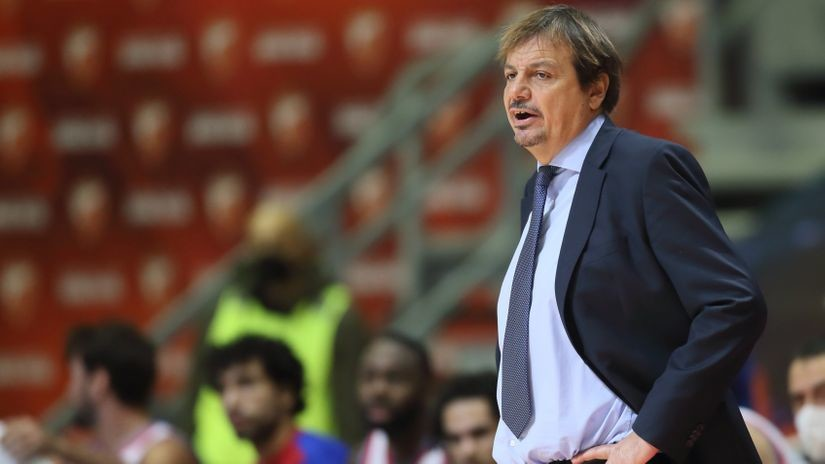 Ataman ne odustaje od priče o Efesu u NBA ligi: Kritičari Furnije i Džejms bi nas približili šampionskom prstenu