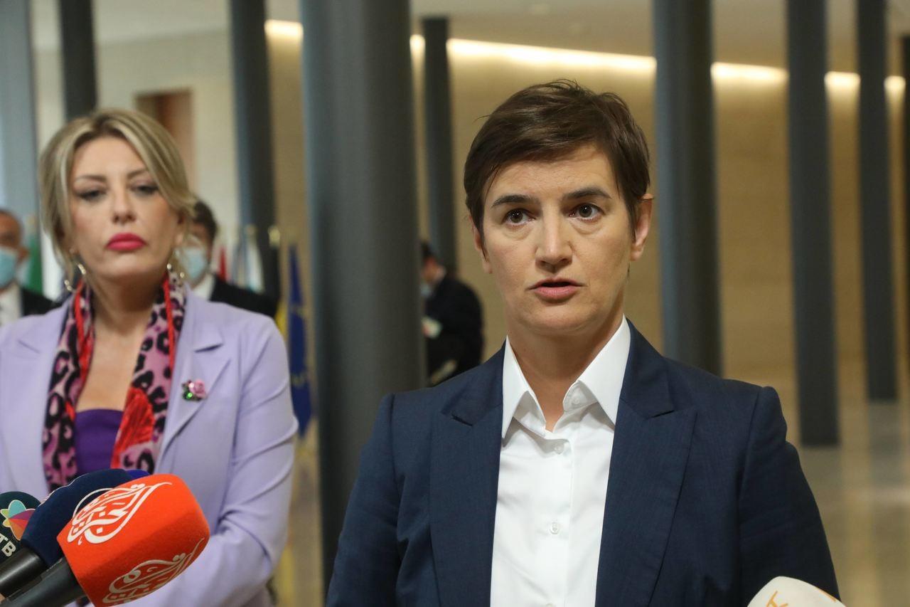 """Brnabić: """"Tako smo brzo toliko toga uradili da to EU nije još videla"""""""