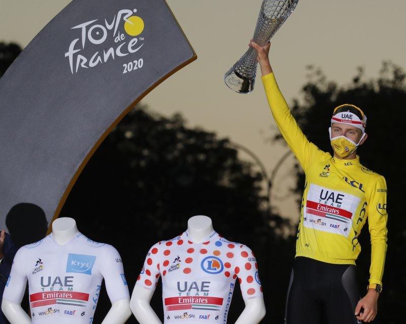 Nema mu ravnog: Tadej Pogačar odbranio titulu na Tur de Fransu
