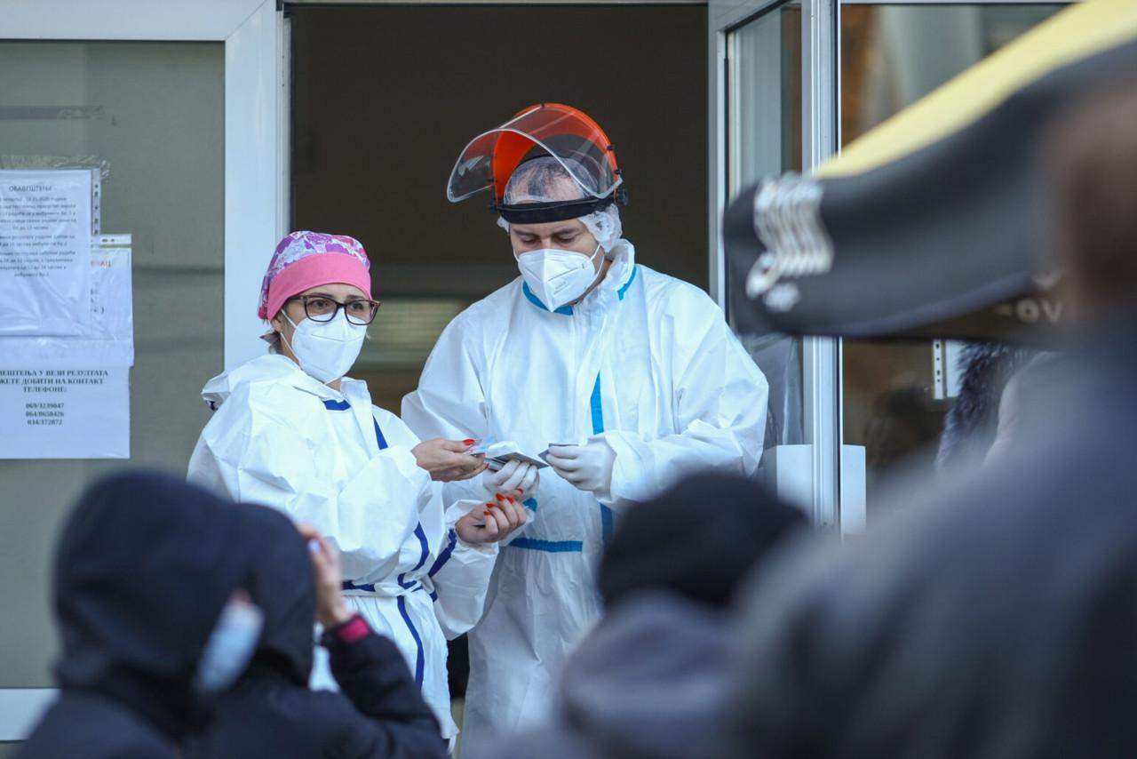 Ponovo više od 500 novozaraženih u Šumadiji, u Kragujevcu 360