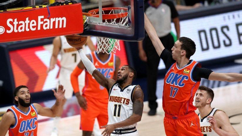 NBA putevi atinskih drugoligaša: Pokuševski brži od Adetokunba