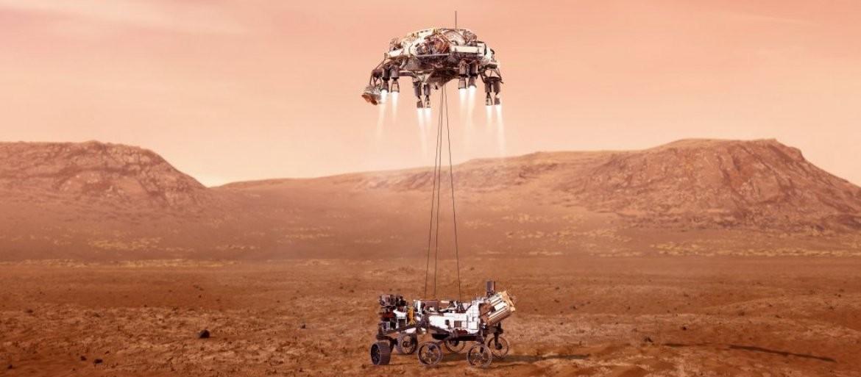 (FOTO) PODVIG KOJI JE PRATILA CELA PLANETA: Ovo je Srpkinja koja je spustila rover na Mars!