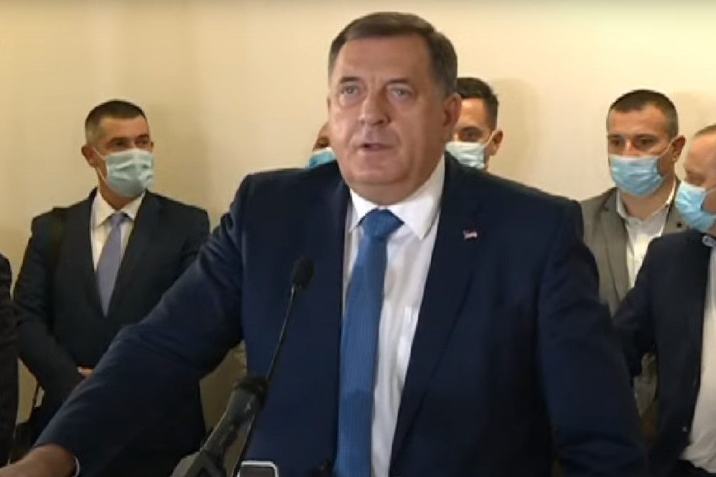 Milorad Dodik posle sastanka sa evropskim ambasadorima: PONIŠTIĆEMO SVE ZAKONE VISOKOG PREDSTAVNIKA! (VIDEO)