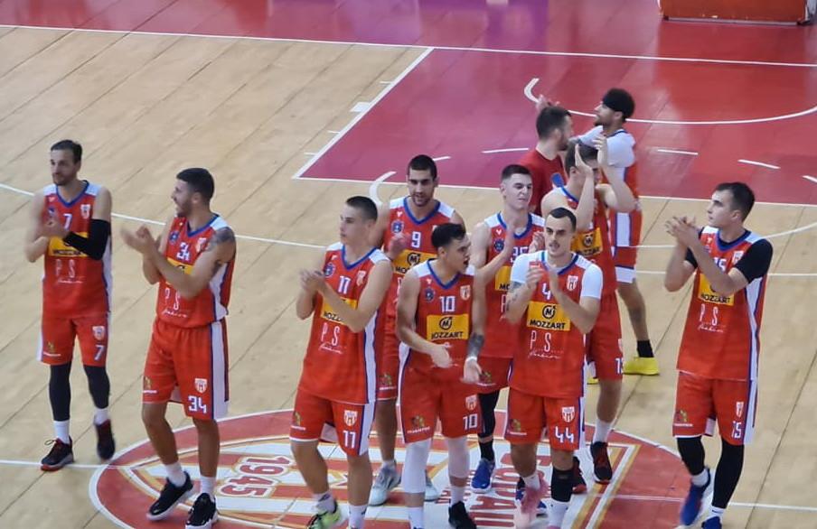 Borac ubedljiv protiv Vojvodine, igrao i Ilija Đoković
