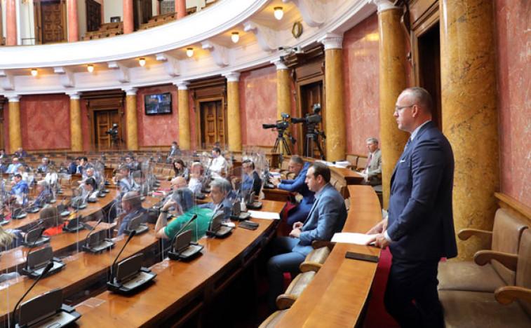 Скупштина изабрала 10 од 17 кандидата за судије