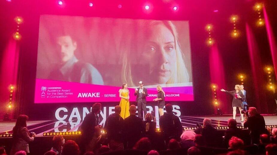 """Serija """"Kljun"""" dobila nagradu publike u Kanu"""