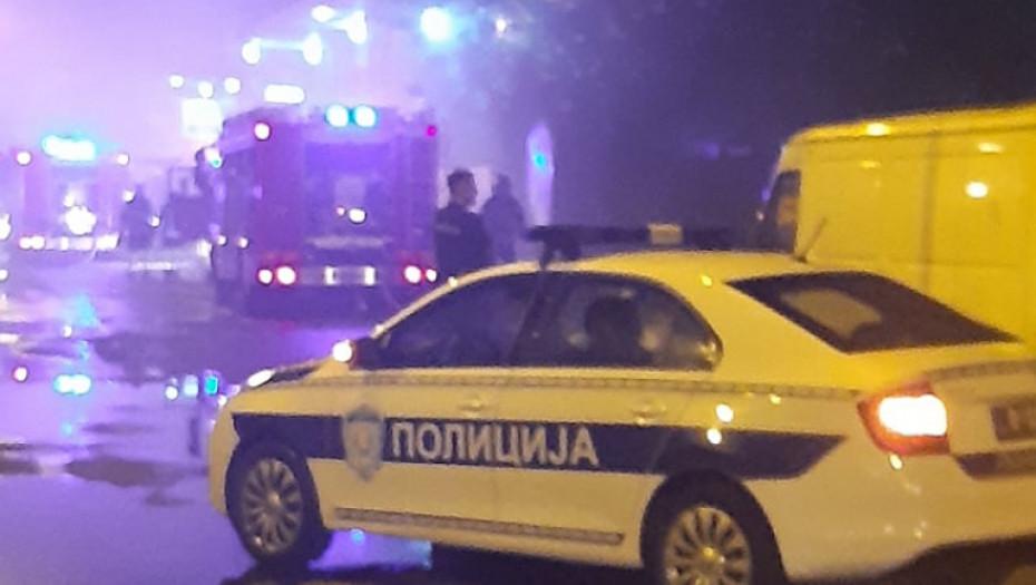 SAM SE PREDAO POLICIJI Danijel Janoš ušetao u policijsku stanicu u Novom Sadu
