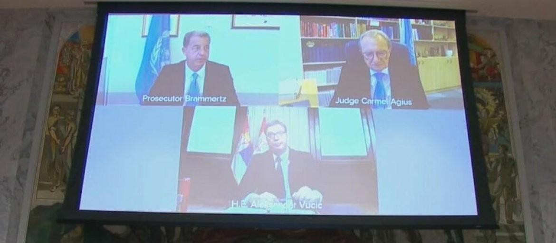 (VIDEO) SEDNICA SAVETA BEZBEDNOSTI UN: Vučić odgovorio na napade! Pokazujete VELIKO NEPOŠTOVANJE prema Srbiji