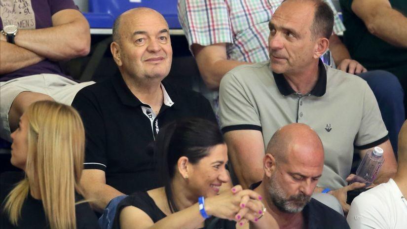 Vujošević prvi put na Partizanovoj utakmici otkako je napustio klub
