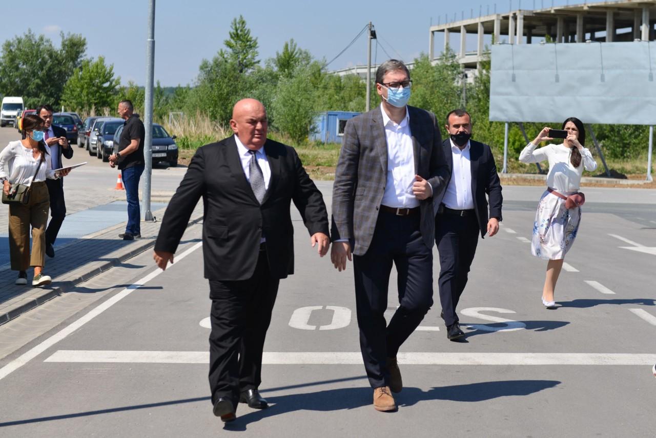 Vučić: Ako je Marković Palma kriv, neću ga štititi ni ja, ni bilo ko drugi