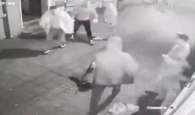 Snimak napada u Novom Sadu zgrozio javnost u Srbiji Đoletu zapalili sveće, pa unakazili mladiće