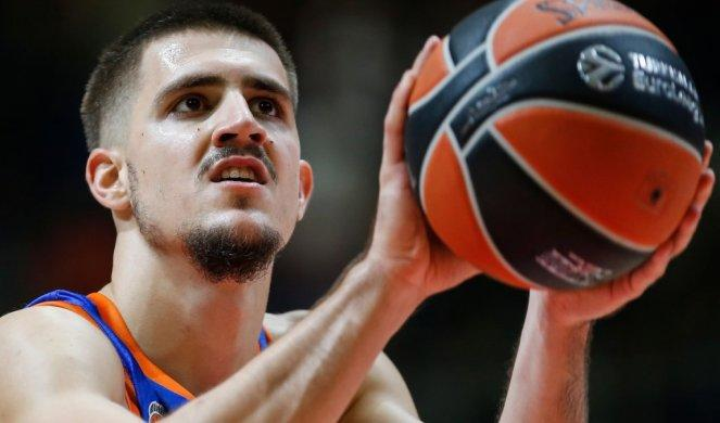POBEDE GOSTIJU! Vanja Marinković zapažen u trijumfu Baskonije