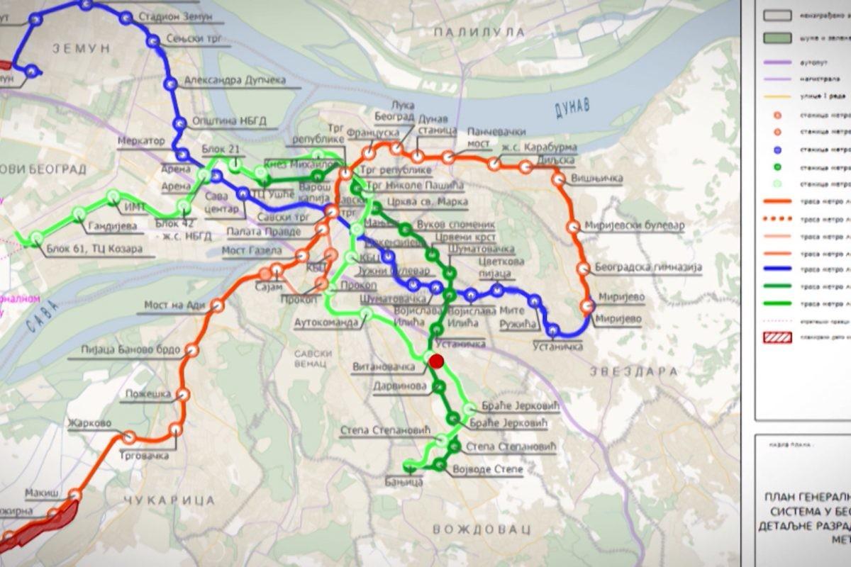 Građevinski fakultet: U pogrešno projektovanom metrou sve linije biće pogrešne