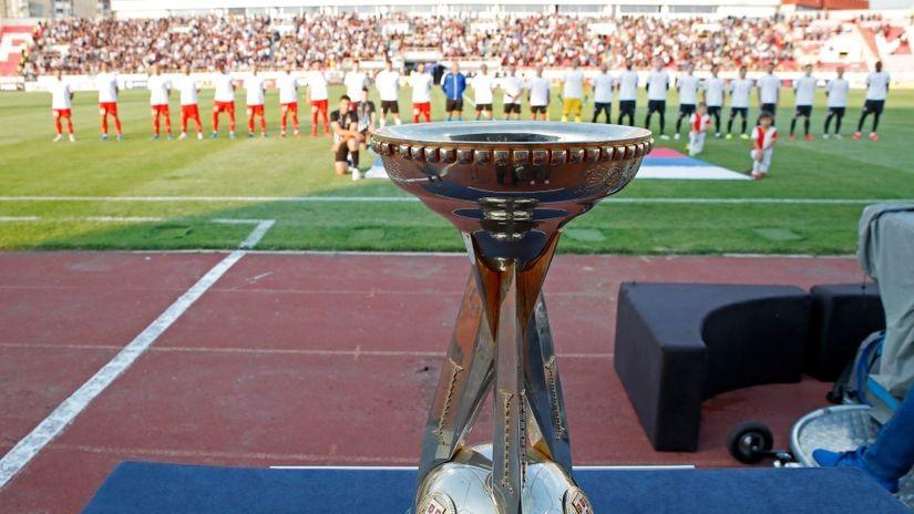 Žreb za polufinale Kupa u petak: Opet derbi za dve sedmice?