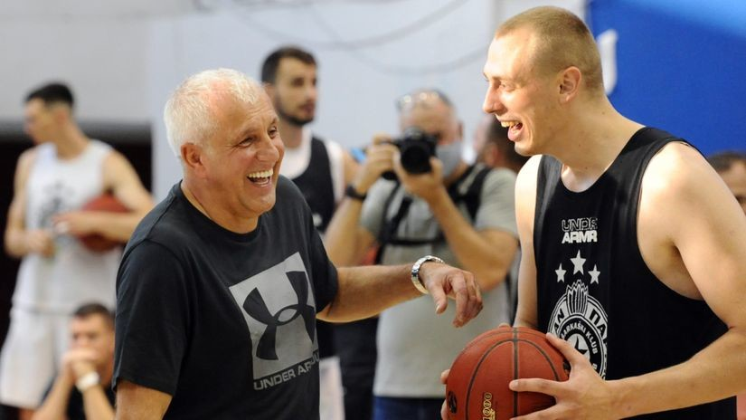 Drama u Istanbulu, tri produžetka, 32 poena Smailagića: Partizan srušio Monako