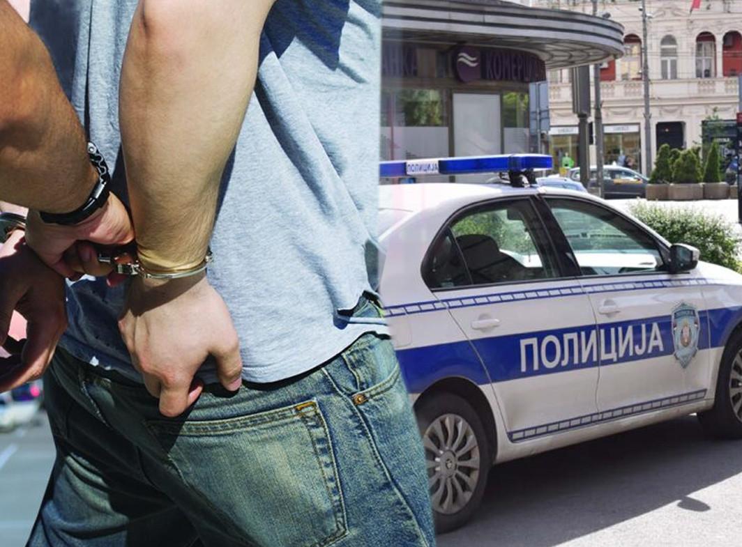 PUCALI kroz prozor automobila u pokretu: U Leskovcu uhapšeni osumnjičeni, policija pronašla PIŠTOLJ