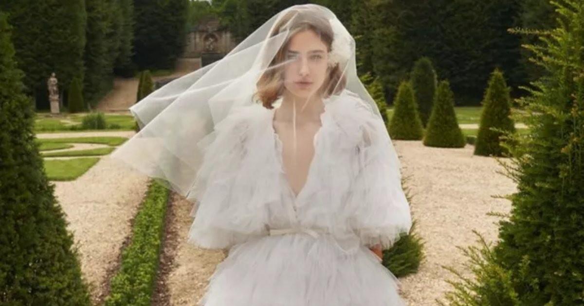 Giambattista Valli predstavlja svoju prvu kolekciju venčanica