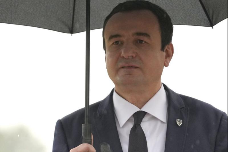 Albin Kurti: Serbia's illegal structures trying to destabilise Kosovo