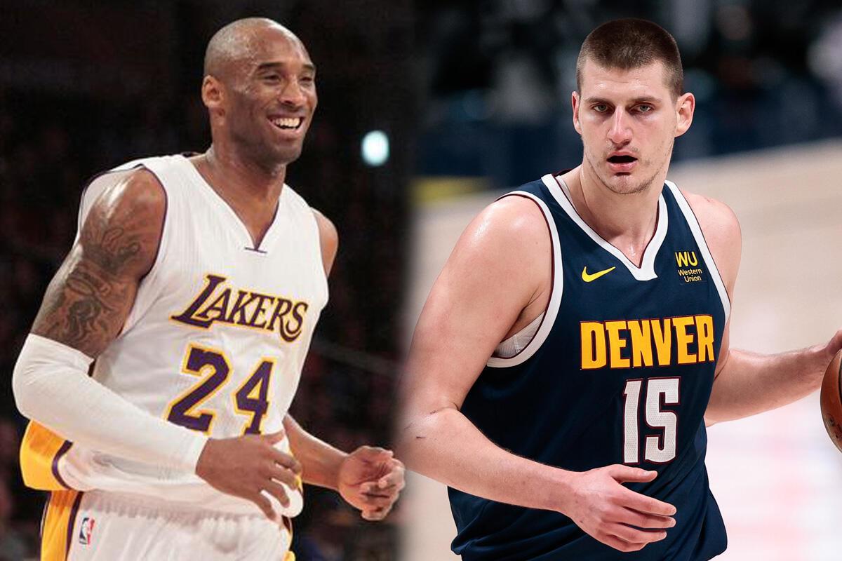 JOKIĆ ISPUNIO KOBIJEV AMANET: Legendarni NBA košarkaš ga stavio pred izazov 2019. godine da postane MVP! Pogledajte (VIDEO)