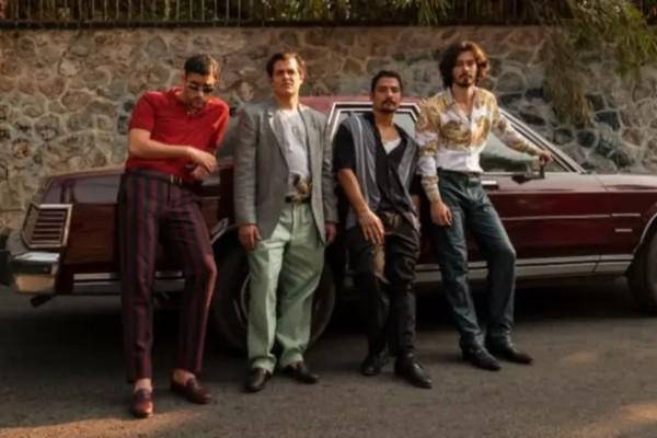 Netflix predstavlja trejler za poslednju sezonu serije Narcos: Mexico