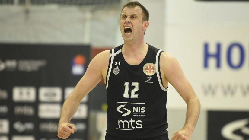 Veličković: Partizan je način života, žao mi je što neću raditi sa Željkom, ali nabavio sam sezonsku
