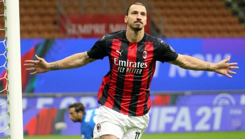 ČAROLIJE I U PETOJ DECENIJI: Ibrahimović je i dalje mag fudbala
