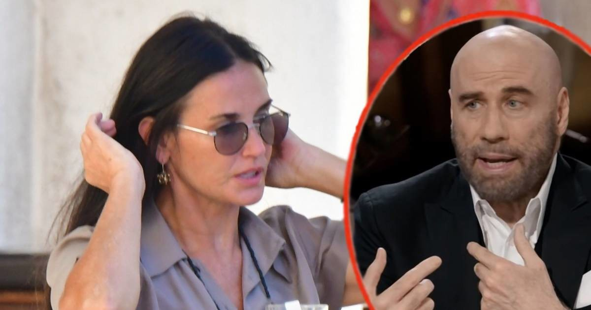 I čudnije stvari su se dešavale - Demi Mur u vezi sa Džonom Travoltom, spojio ih njen bivši muž