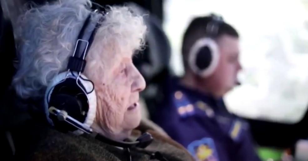 Vojna veteranka iz Rusije napravila novi podvig: Marija (99) preuzela upravljač u kokpitu Su-34! (VIDEO)