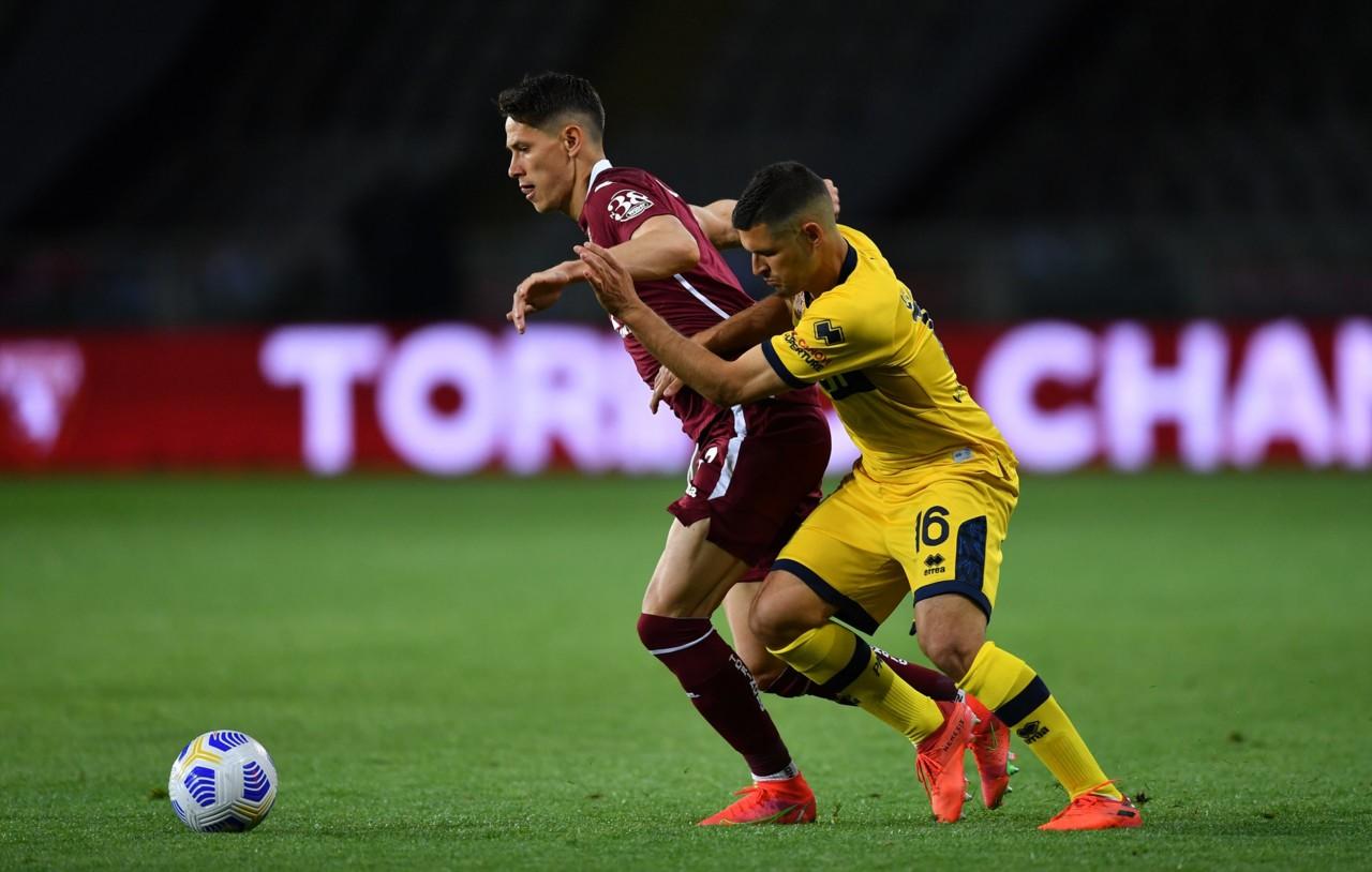 Torino za spas, Parma u Seriji B
