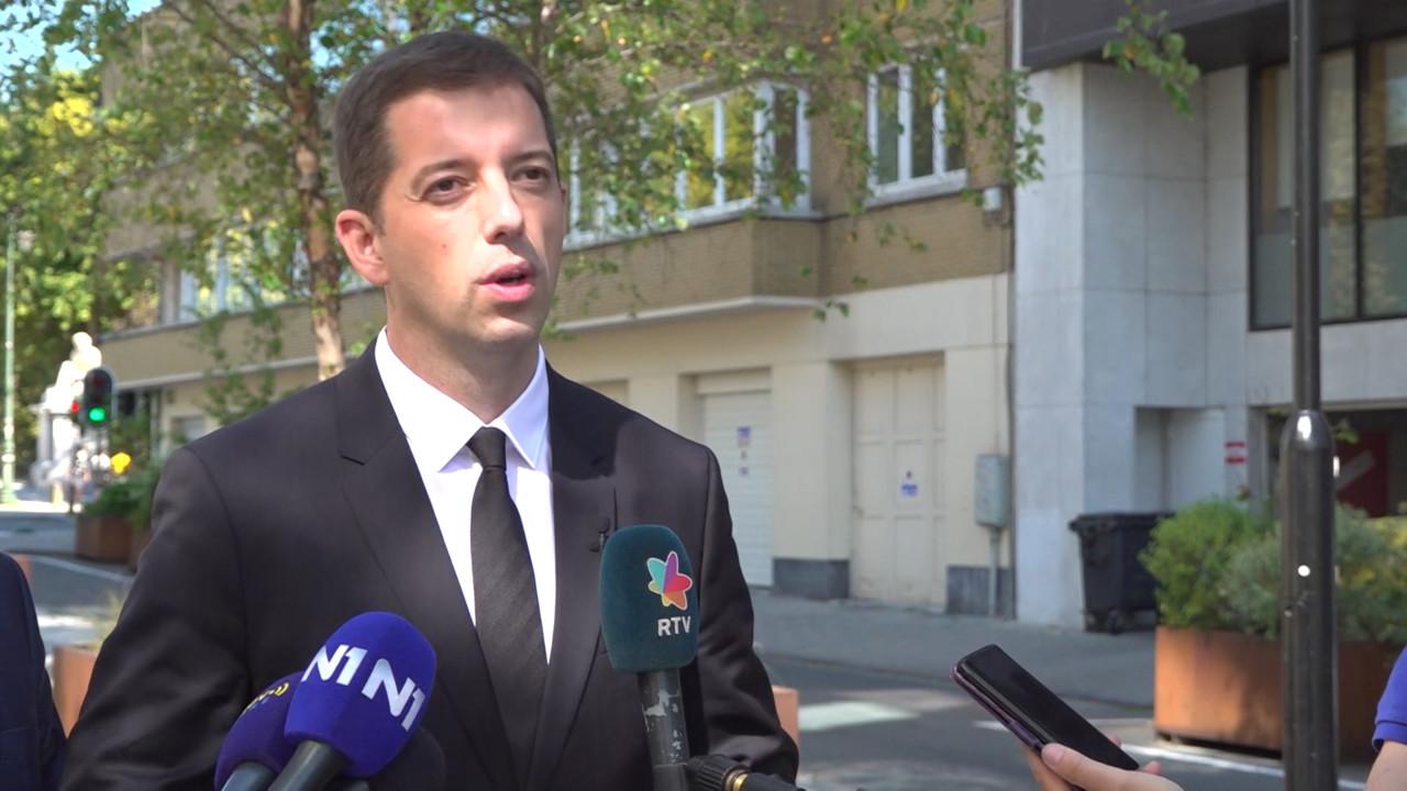 """Đurić: Srbija sada daleko prisutnija u SAD, njen glas se čuje """"dobro i daleko"""""""