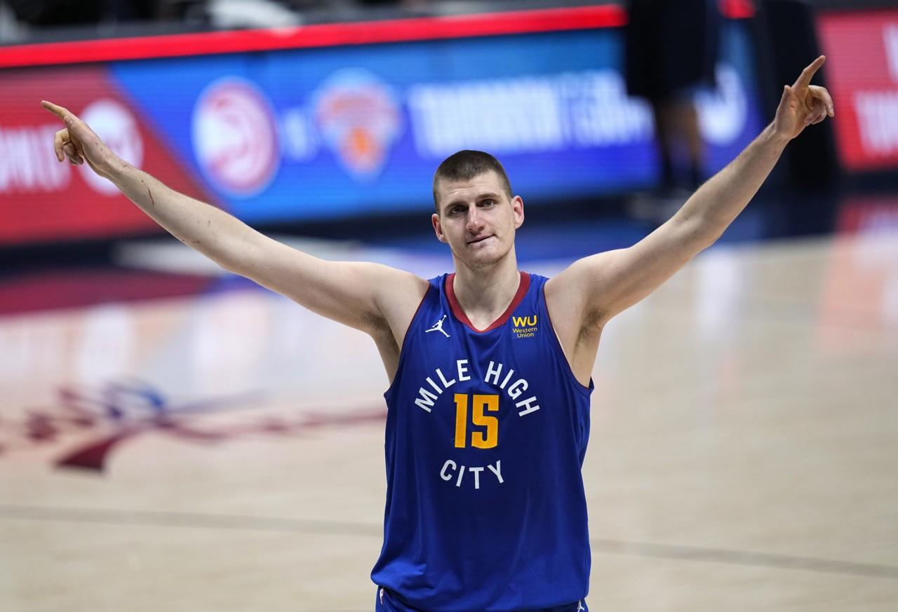 Nikola Jokić MVP NBA lige!