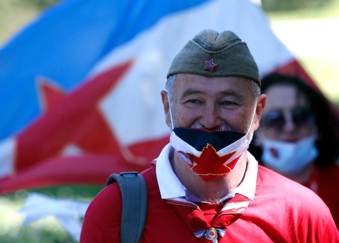 FOTO: Obeležena 41. godišnjica od smrti Josipa Broza Tita